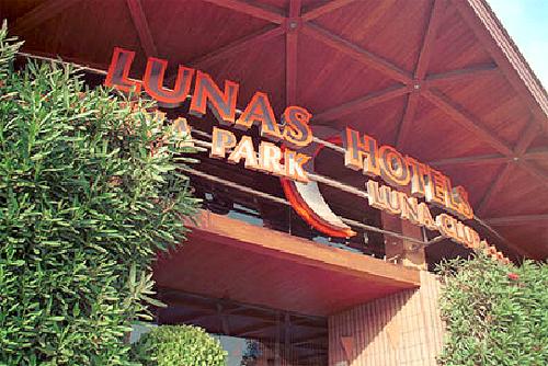 Коста брава отель луна парк