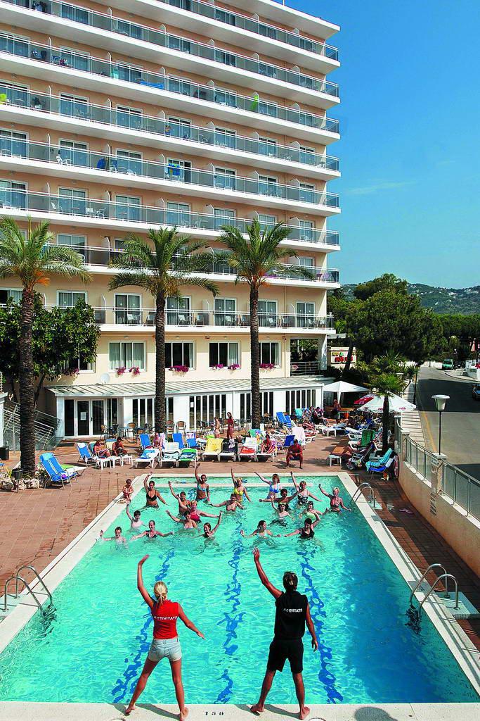 Отель Calella Park 3* / Испания / Калелла - фото, отзывы