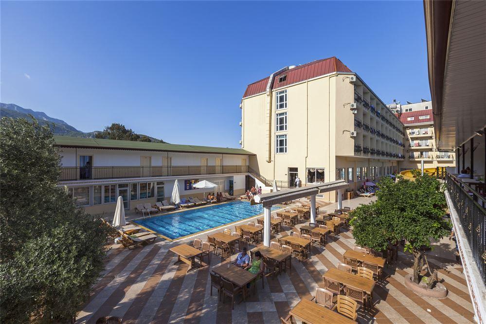 Турция из Саратова , Отель Matiate Hotel 4* от 28000 рублей.
