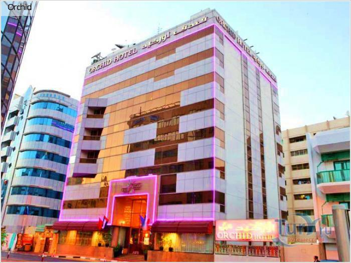 Отель Orchid 3* (Дубай, ОАЭ) - отзывы, бронирование онлайн