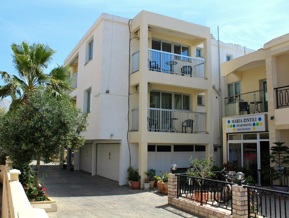 Falsemaria hotel apartments 4 кипр айя напа