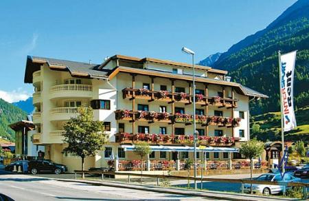 Фотографии отеля valentin 4* зёльден австрия