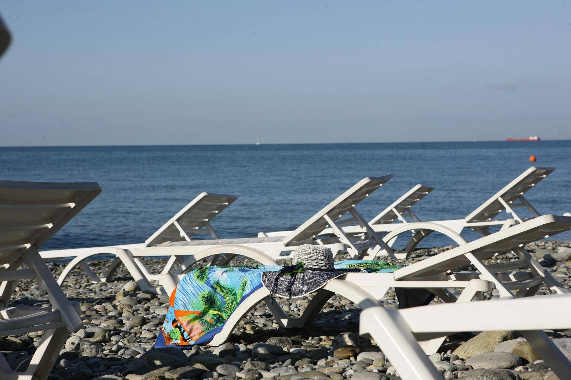 Пансионат эдем пляж фото