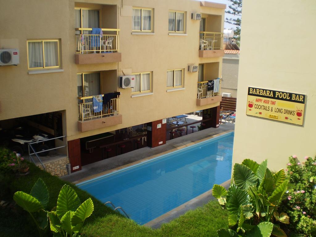 Barbara tourist apartments apts айя напа