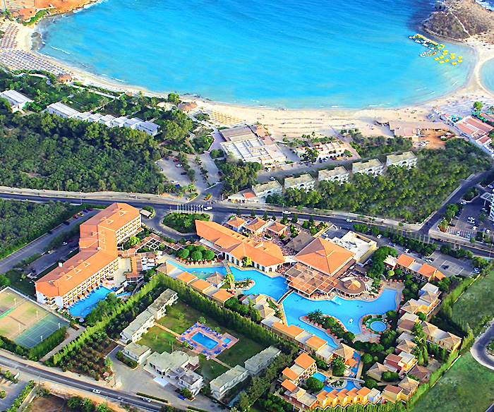 Atlantica Aeneas Resort & Spa 5* (Кипр/Айя-Напа