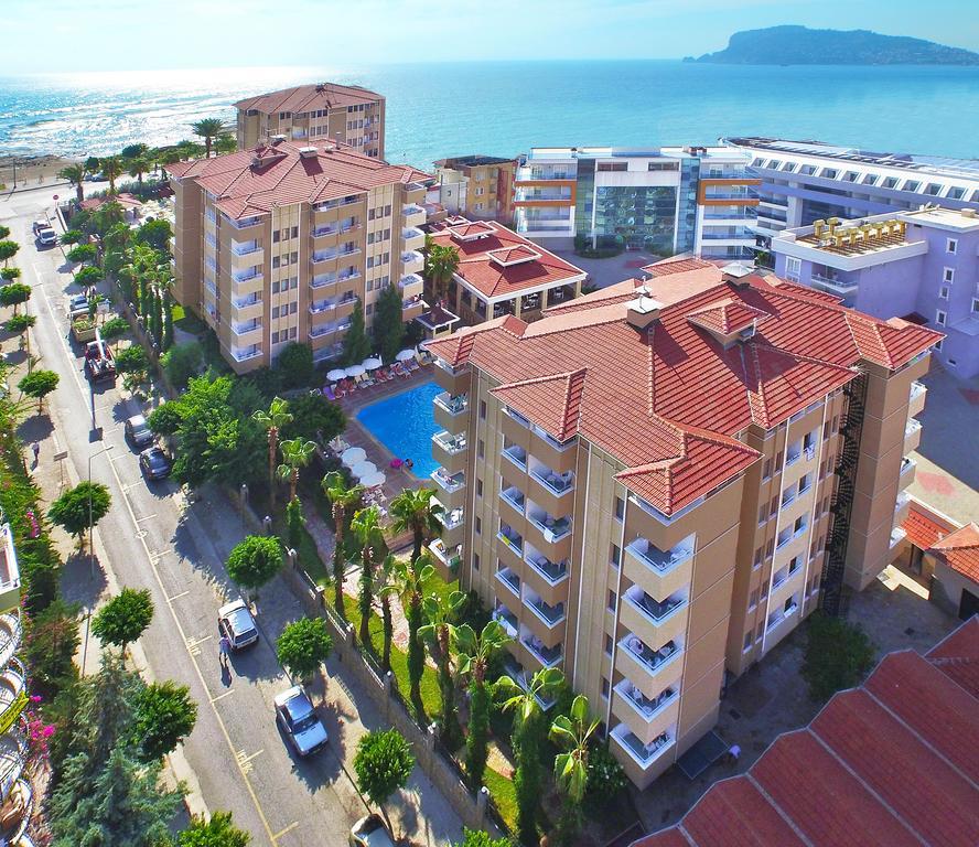 Турция из Саратова Алания Saritas Hotel 4* от 34500 рублей