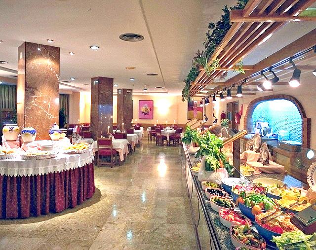 Brasil отель в бенидорме испания