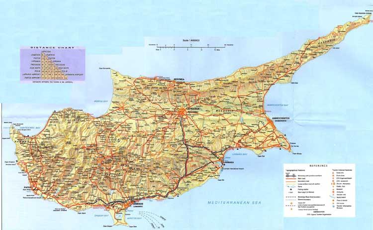 Кипр – это остров любви родина