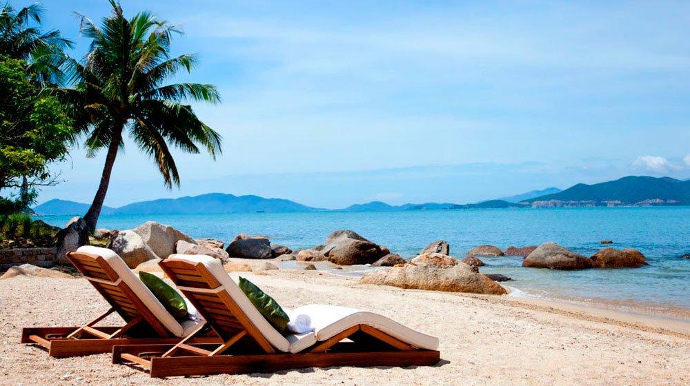 Отели нячанга с собственным пляжем фото